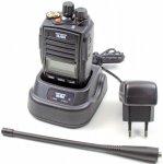 Team PR8090 UHF Betriebsfunk