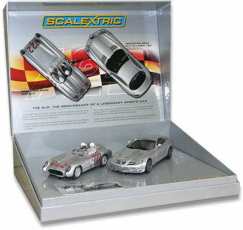 C2783A Mercedes Mille Miglia